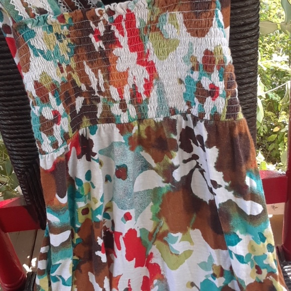 Tommy Bahama Dresses & Skirts - Tommy Bahama sleeveless sundress